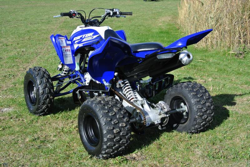 2018 YAMAHA RAPTOR 700R Sport ATV #0397