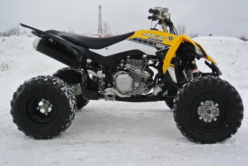 2016 Yamaha YFZ450R Special Edition Sport ATV #2340