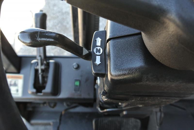 2003 Yale 5000# Diesel Fork Truck