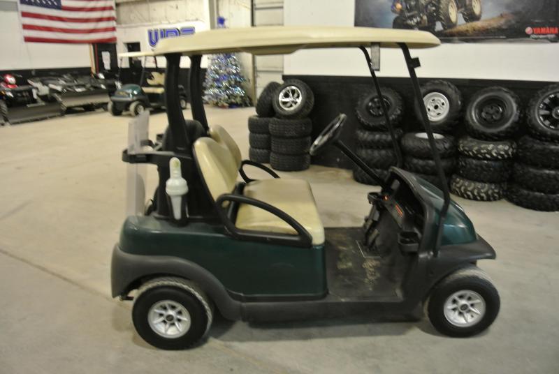 2013 Club Car Precedent 48V Golf Cart Green #8243