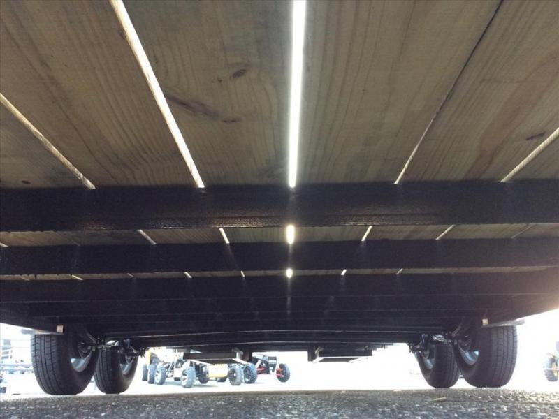 2016 Carry-On 7x18 Double Axle Car / Racing Trailer