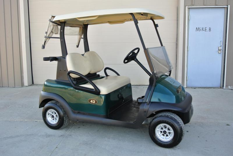 2013 Club Car Precedent I2 EXCEL 48V Golf Cart #3967