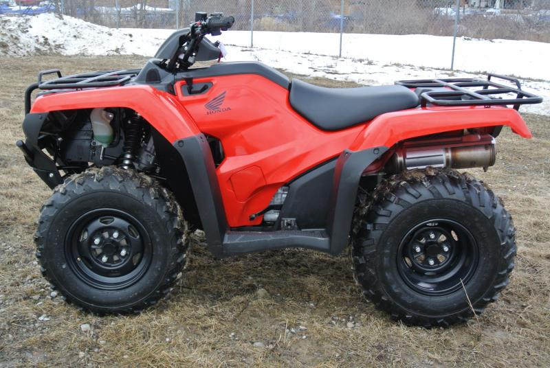 2014 HONDA TRX420FPM2E FOURTRAX RANCHER (ELECTRIC POWER STEERING) #0881