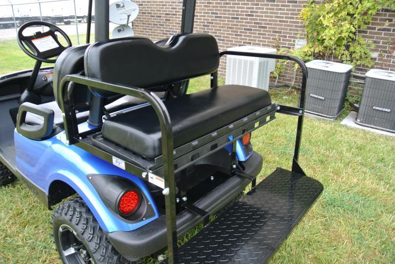 2014 Yamaha DRIVE Gas golf cart #1680