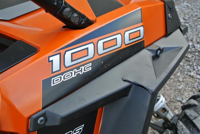 2014 POLARIS RANGER RZR 1000 XP LE EPS  #5205