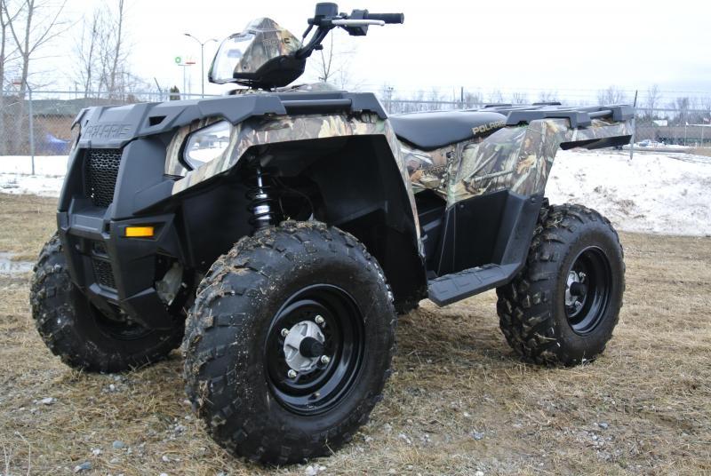 2015 Polaris Sportsman 570 EFI ATV Pursuit CAMO #8622
