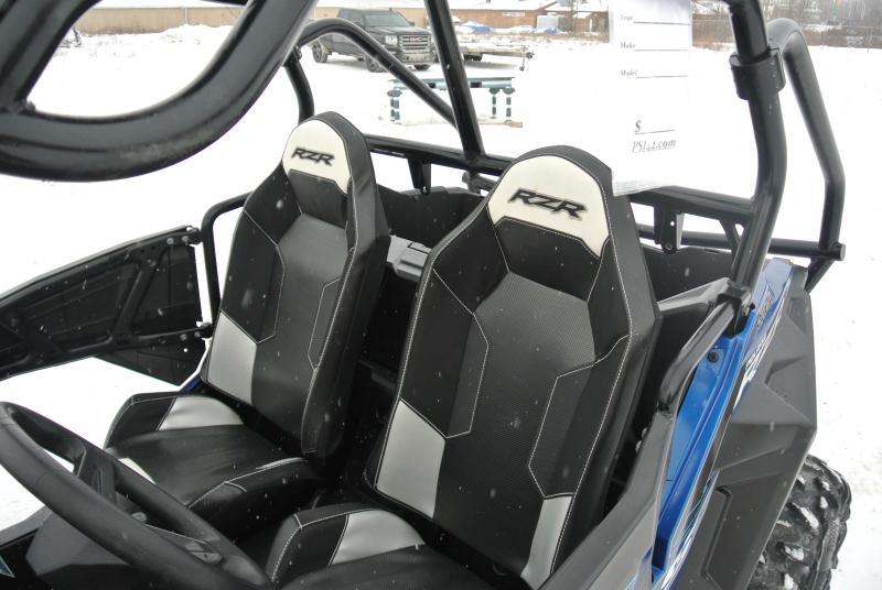 2016 POLARIS RZR S 900 (ELECTRIC POWER STEERING) BLUE #8179
