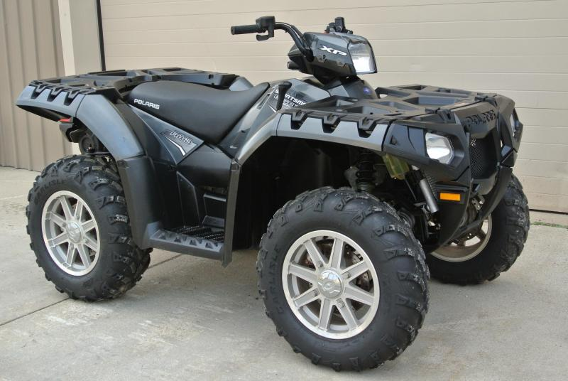 2012 SPORTSMAN 850 XP HO EPS  ATV 4X4 #3410