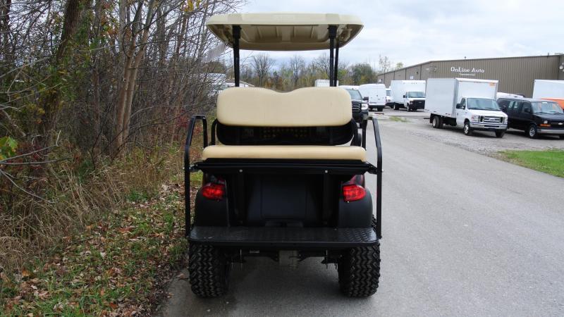 2011 Club Car Precedent Gas Golf Cart #6283