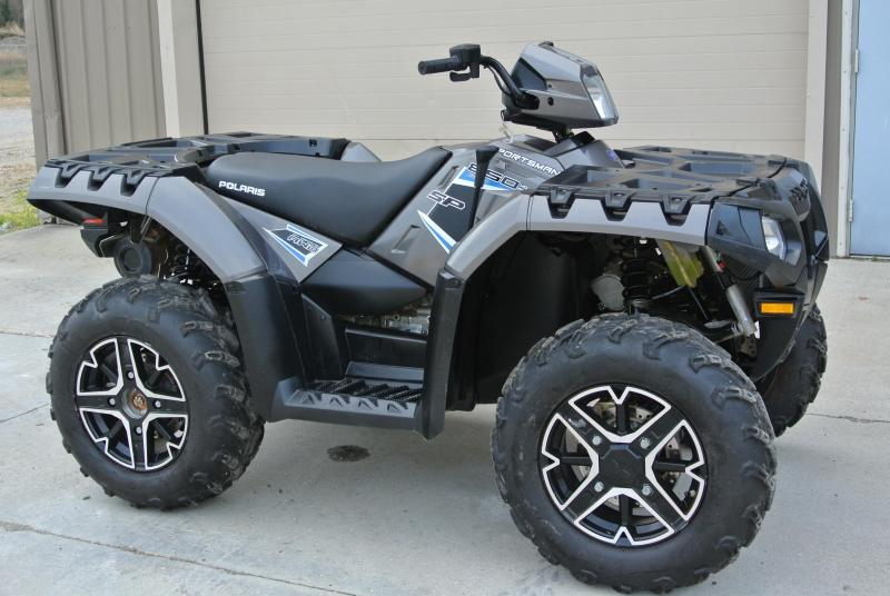 2016 POLARIS SPORTSMAN 850 SP EPS ATV 4X4 #4949