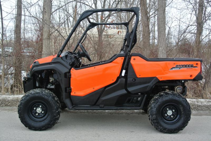 2016 HONDA SXS10M3PG PIONEER EPS ORANGE #6778