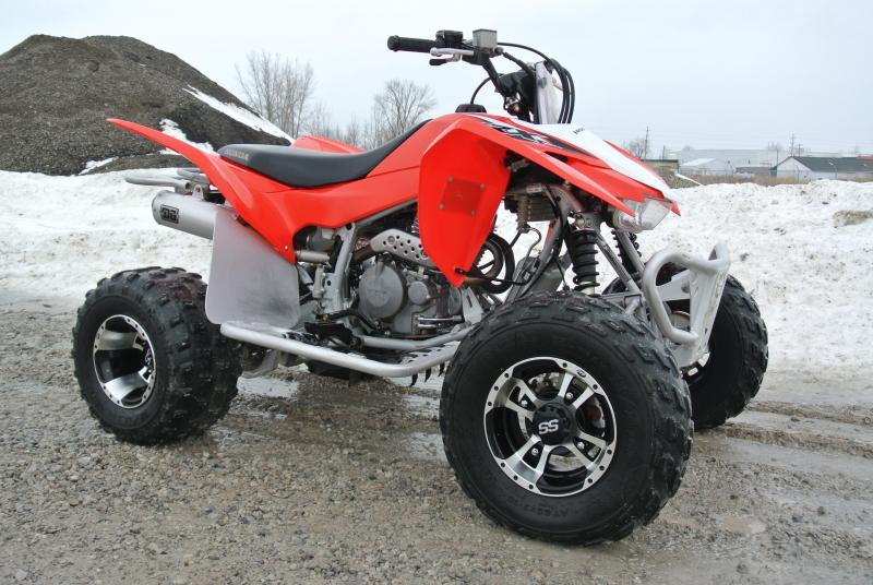 2013 HONDA TRX400XD SPORT ATV Thousands in Extras  #0679