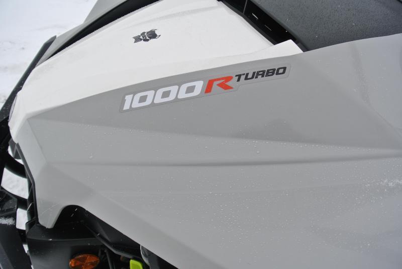 2016 CAN-AM MAVERICK 1000R TURBO X DS #1252