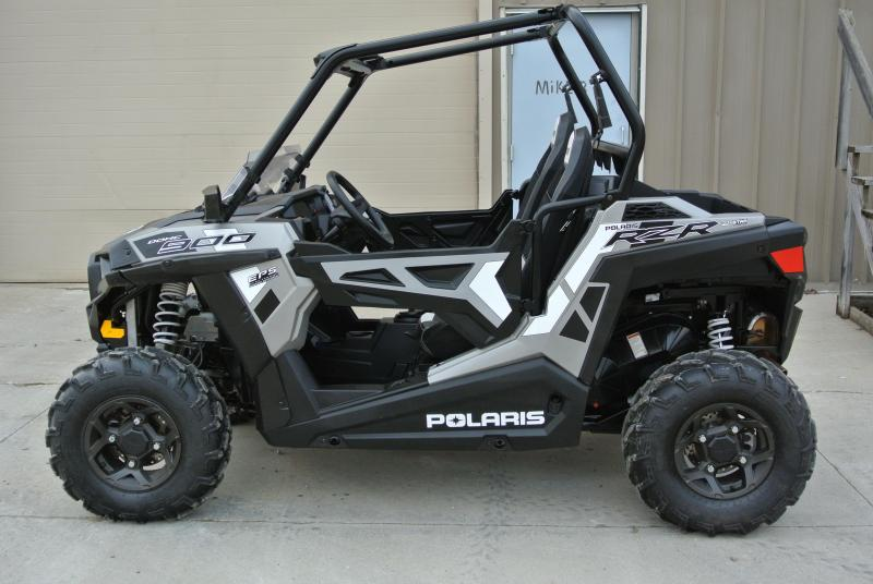 2016 Polaris RZR 900 EPS TRAIL Side-by-Side UTV #1372