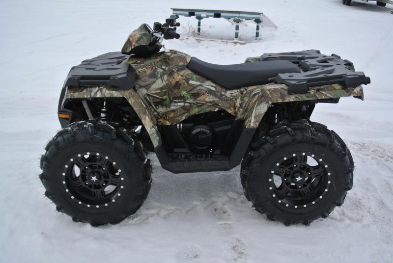 2016 Polaris Sportsman 570 EFI EPS ATV Pursuit CAMO #6745