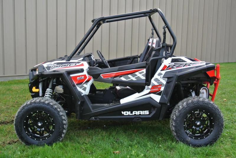 2016 Polaris RZR 1000 S EPS Side-by-Side #8778
