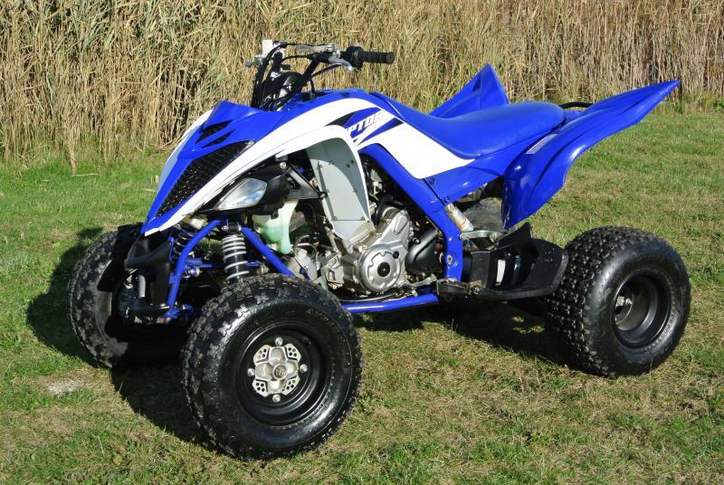 2015 YAMAHA RAPTOR 700R Sport ATV #1422