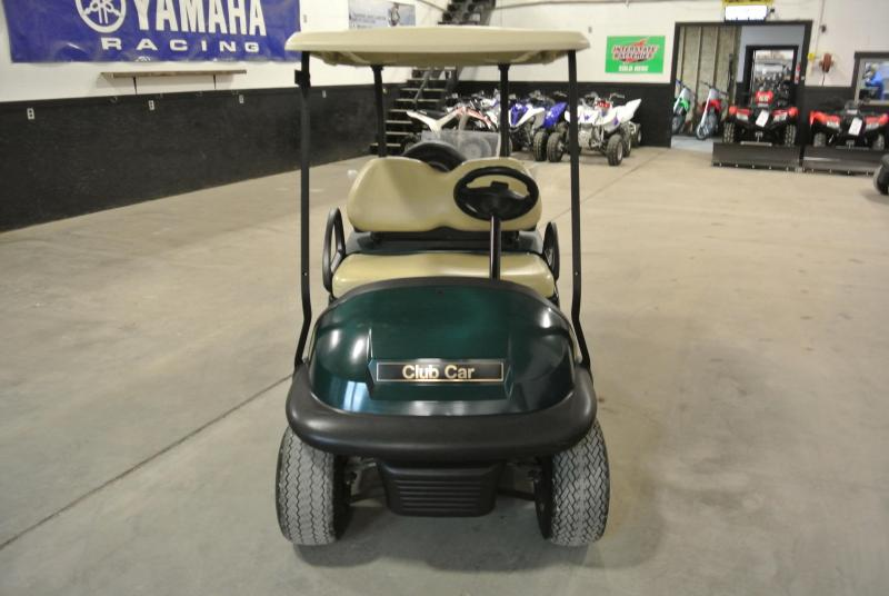 2013 Club Car Precedent 48V Golf Cart Green #8223