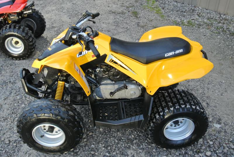 2008 Can Am DS 90 Youth ATV Kids