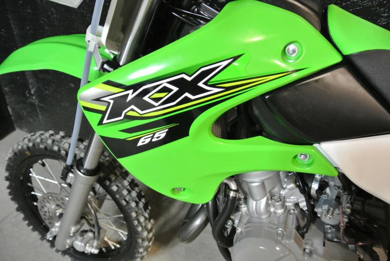 NEW LOW PRICE 2017 Kawasaki KX65 Motorcycle MX Dirt bIke #8201