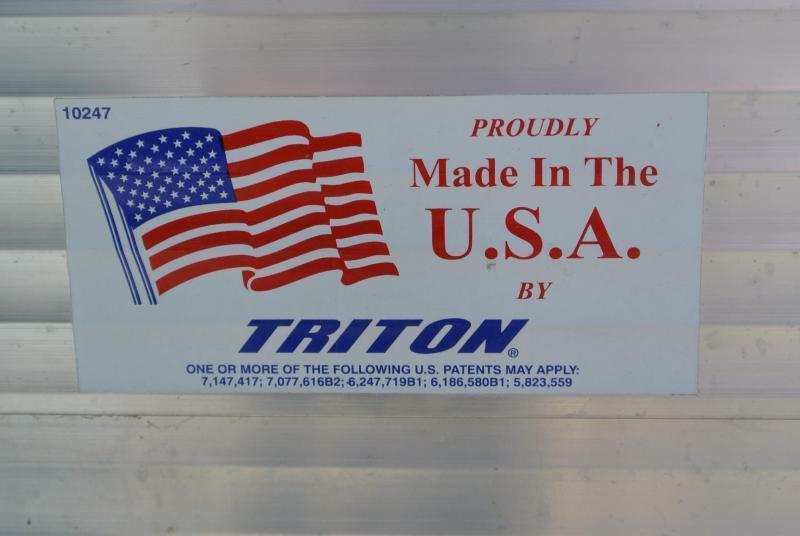 2017 Triton Trailers GU 10 Trailer #3723