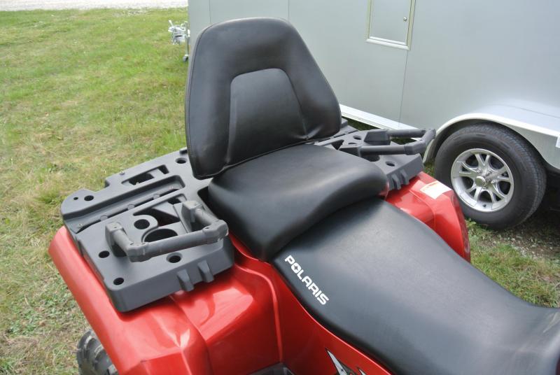 2009 Polaris Sportsman 800 Touring ATV with Plow & Winch #4677
