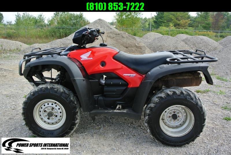 2007 Honda TRX 500 ES ATV #2718 | Power Sports International | Your Local  Fenton. Village MotorSports Grand Rapids ...