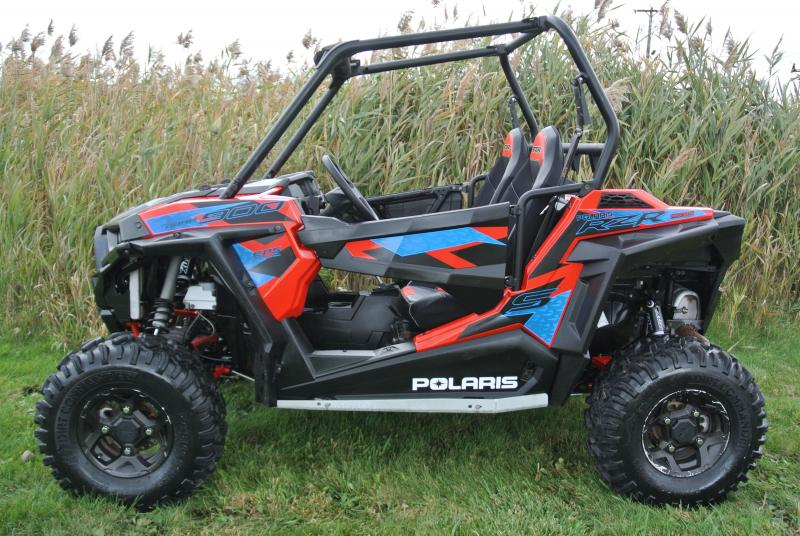 2016 Polaris RZR 900 S EPS Side-by-Side #5007