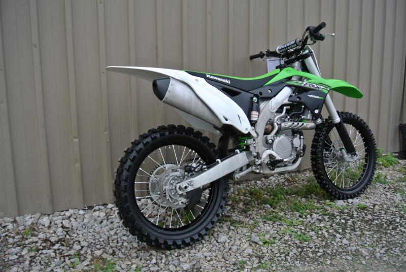 2015 Kawasaki KX450F Motorcycle MX Dirt bIke #1316