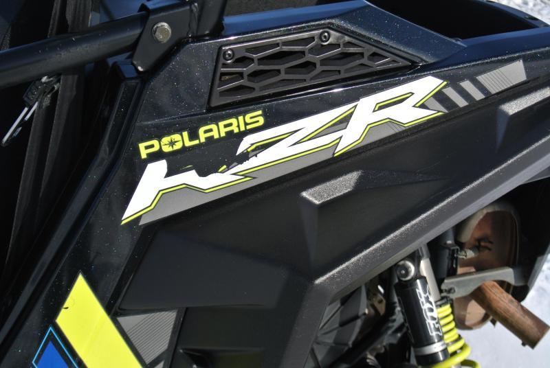 2015 POLARIS RZR S 900 EPS BLACK #3824
