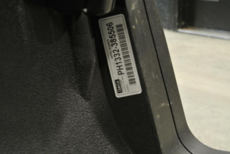 2013 Club Car Precedent 48V Golf Cart Black #5506