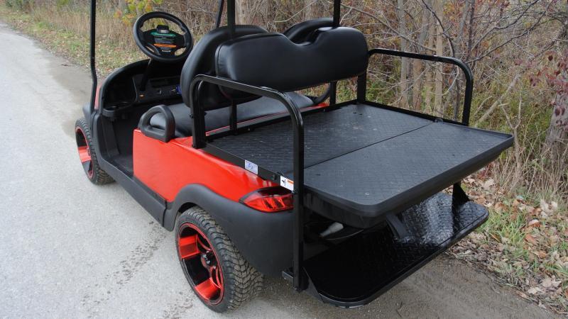 2013 Club Car Precedent Custom Lifted 48V Golf Cart #7622