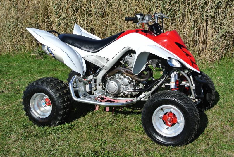 2011 YAMAHA RAPTOR 700R Sport ATV #9271