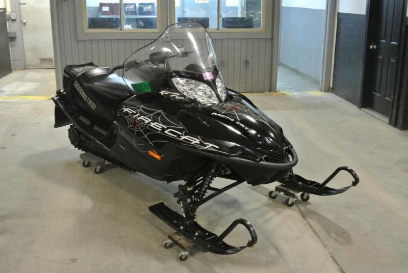 2005 Arctic Cat Firecat F7 EFI Snowmobile