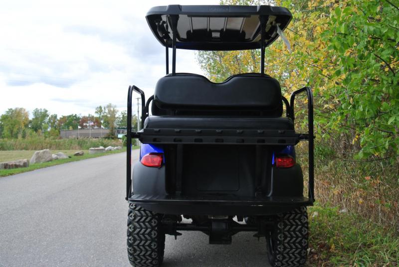 2010 Club Car Precedent Custom Lifted Gas Golf Cart #1921