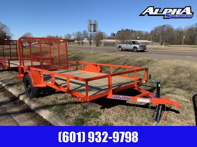 2019 Load Trail 6.5' x 12' Single Axle Utility Trailer 3K GVWR