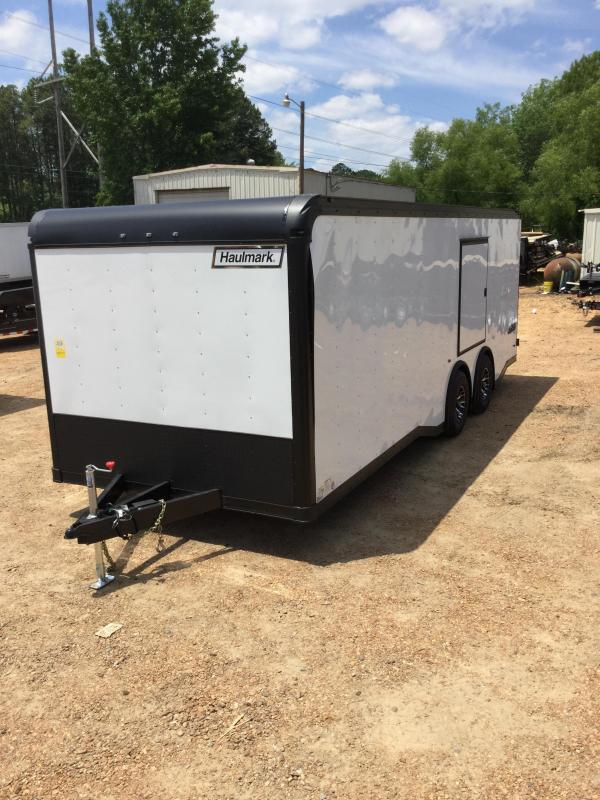 2017 Haulmark EDGE Series 8.5 x 24 Enclosed Car Hauler
