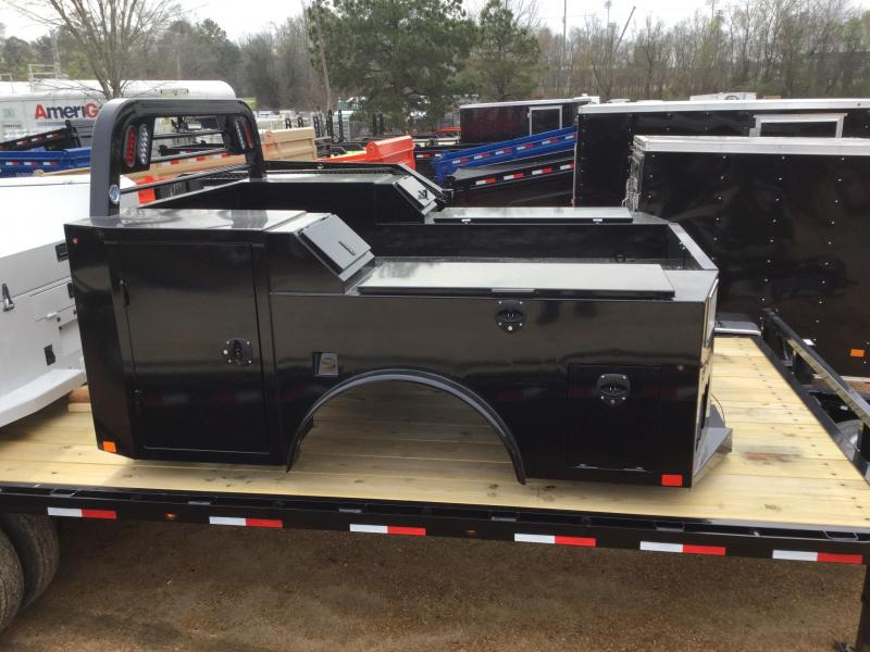 2017 Norstar SD Bed Dodge Dually
