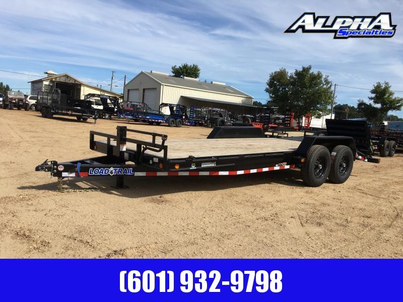 2019 Load Trail 83 x 20 Tandem Axle Equipment/Car Hauler 14K GVWR