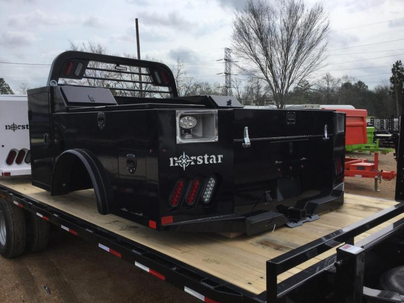 2017 Norstar SD Bed Dodge Single Wheel Short Wheel Base