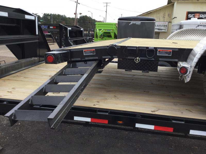 2017 Load Trail 83 X 20 Tandem Axle Car Hauler Load Trail