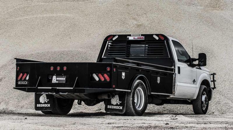 2017 Bedrock Granite Bed Dodge Single Wheel Long Wheel Base