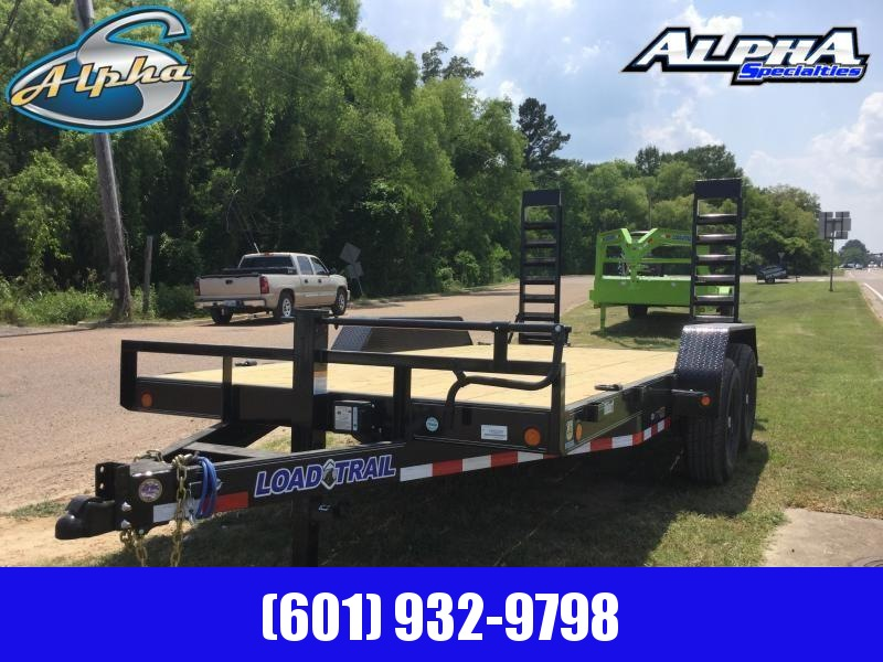 "2019 Load Trail 83"" x 16' Car/Equip. Hauler 14k GVWR"