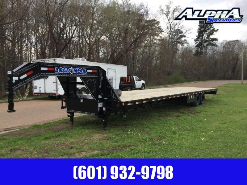 """2019 Load Trail 102"""" x 40' Low-Pro Gooseneck 22k GVWR"""