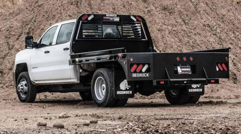 2016 Bedrock Granite Bed General Motors Dually Load
