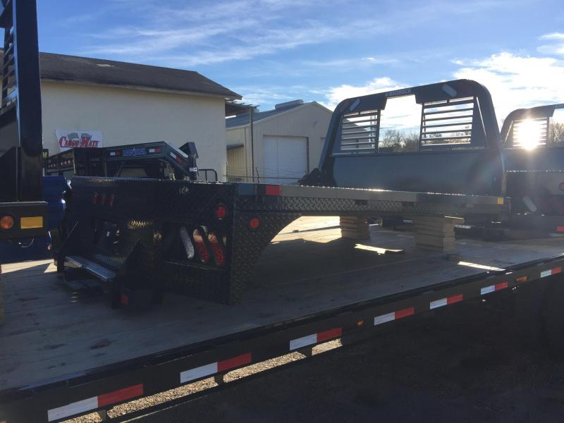 2016 Bedrock Granite Bed General Motors Dually Trailer