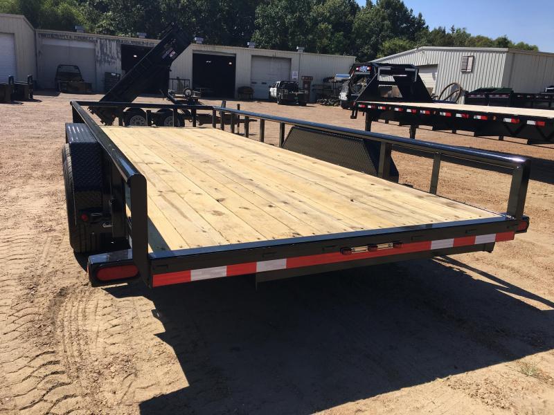 2018 Load Trail 83 X 20 Tandem Axle Car Hauler Load Trail
