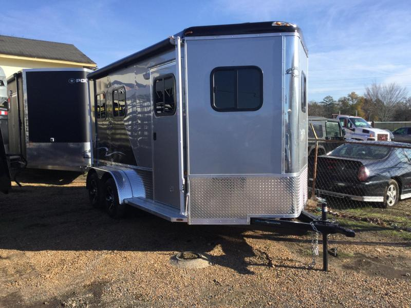 PRICE CUT Homesteader 7 X 13 HORSE TRAILER