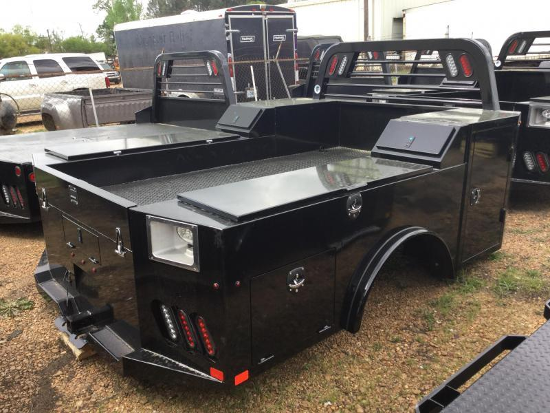 2018 Norstar SD Bed Ford GM Dually
