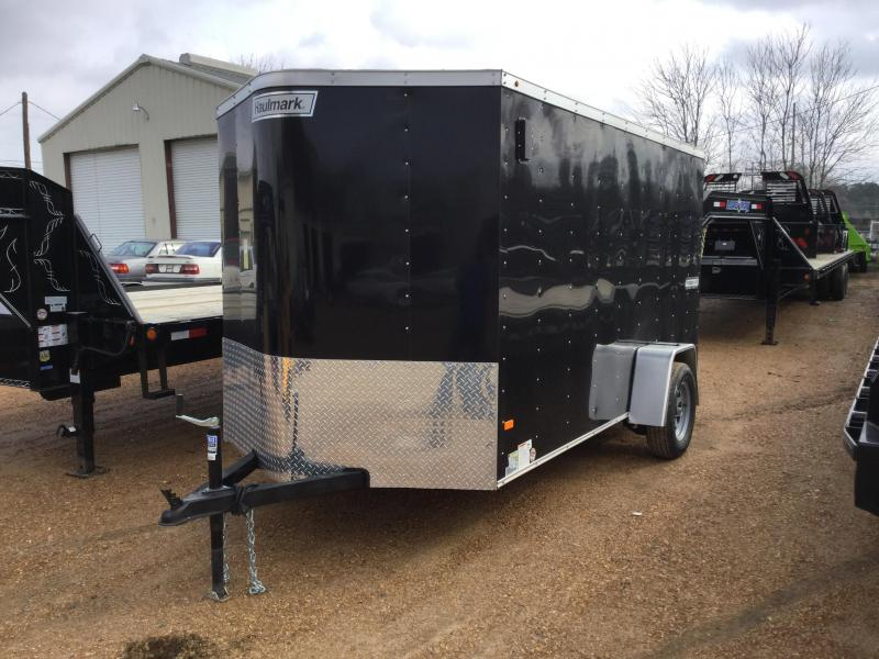 2017 Haulmark 6 X 12 Enclosed Cargo Trailer